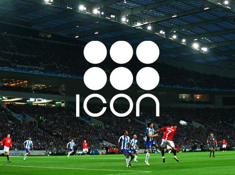 Icon Sports Management brand identity
