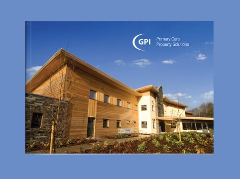 GP Group marketing collateral