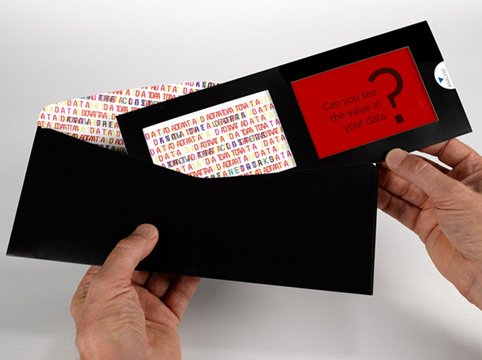 SAS direct mail campaign
