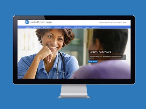 Medical Centres Group website