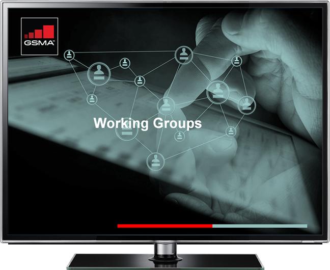 GSMA sales presentation