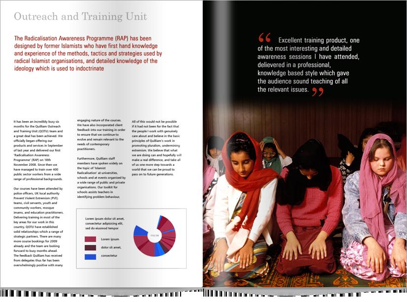 Quilliam annual report