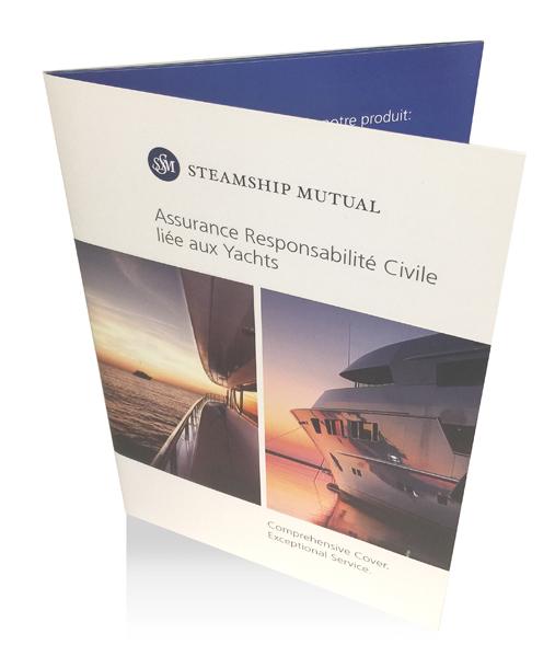 Steamship Mutual brochure