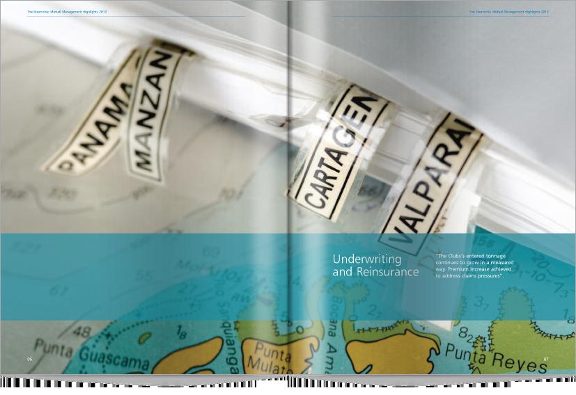 Steamship Mutual annual report