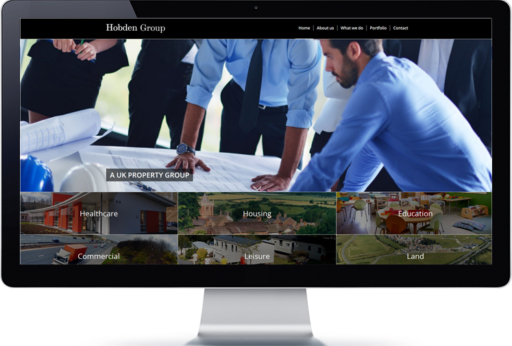 Hobden Group web site