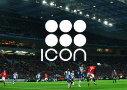 Icon Sports Management brand identity