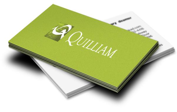DeNove business cards