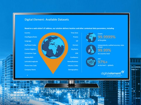 Digital Element presentation
