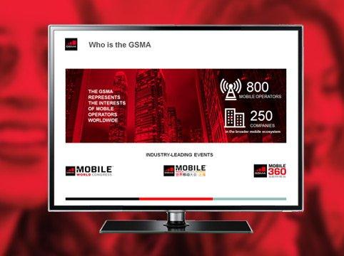 GSMA presentation