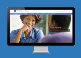 Medical Centres Group website