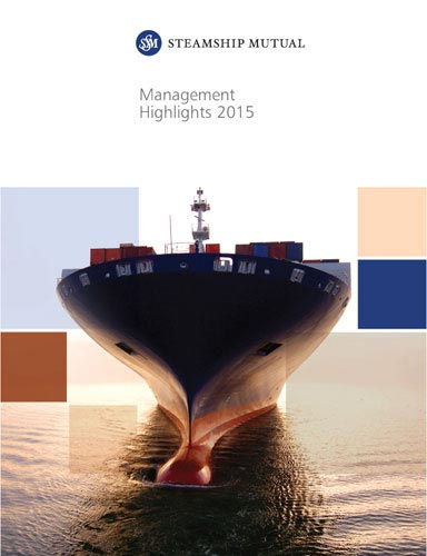 Steamship Mutual annual report 2015